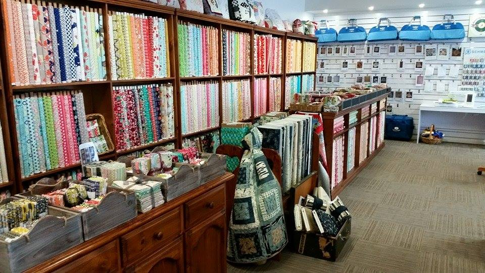 sewing shops Geelong
